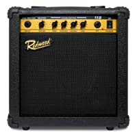 Redwood 15B 15W Bass Guitar Amplifier with 4-Band EQ