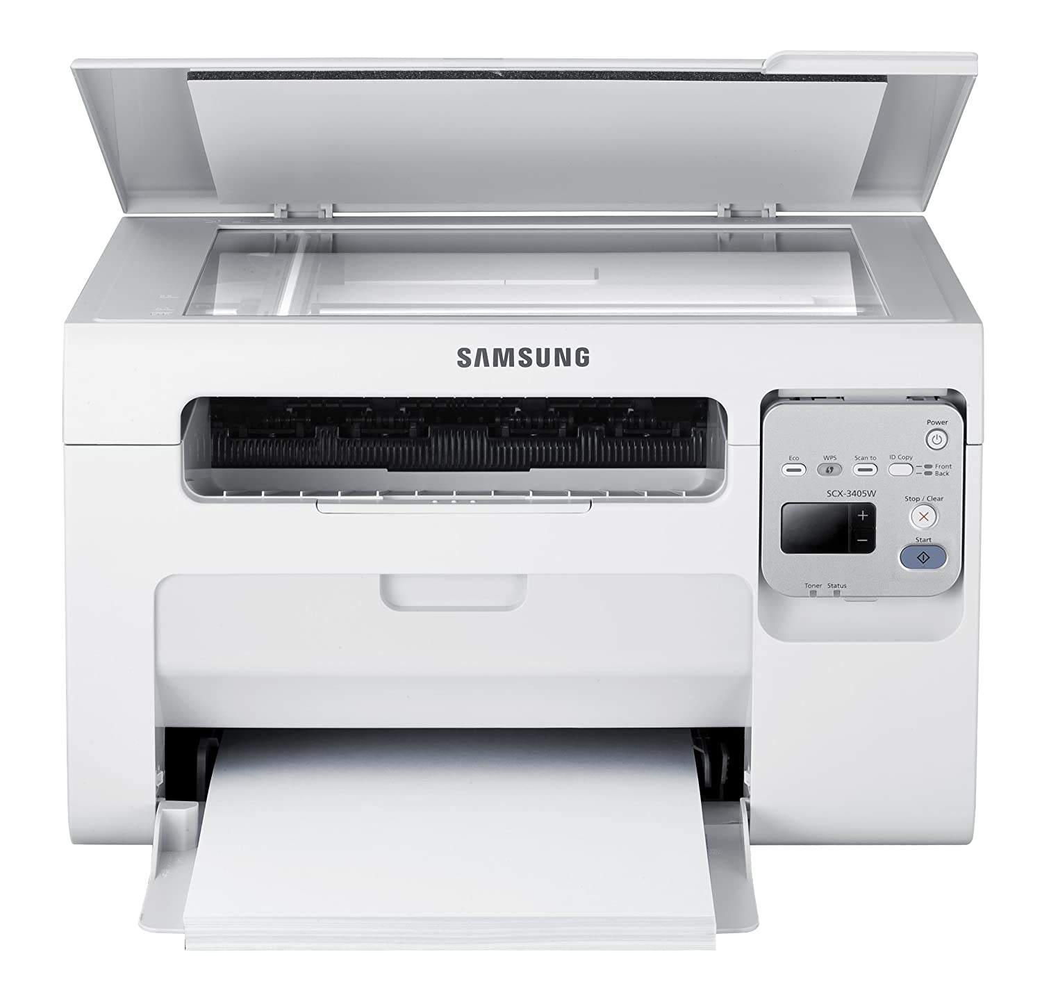 Samsung SCX-3405FW MFP Add Printer Drivers for Windows XP