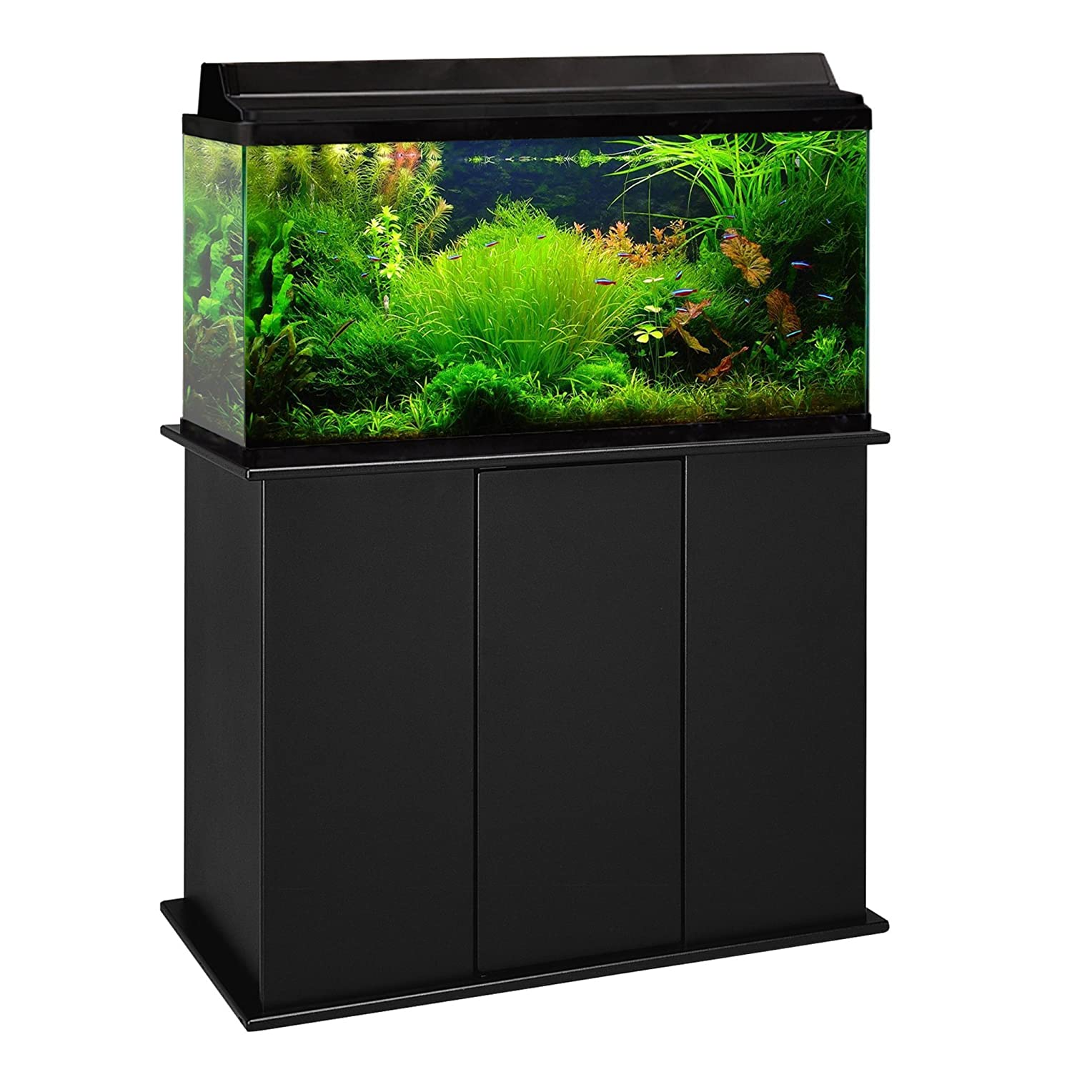cheap 55 gallon aquarium with stand interior d cor