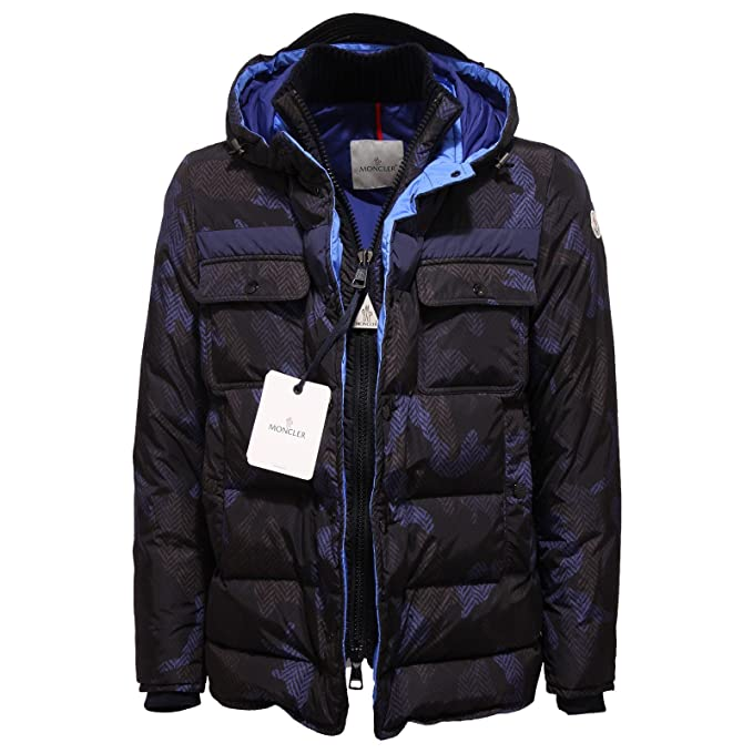 0aa407977d 4828R piumino giubbotto uomo MONCLER JACOT jacket men [4]: Amazon.it ...
