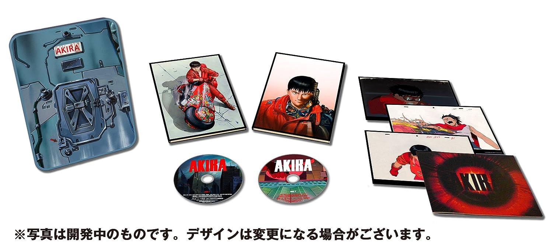 Amazon Com Akira Blu Ray 30th Anniversary Edition Limited Edition Movies Tv