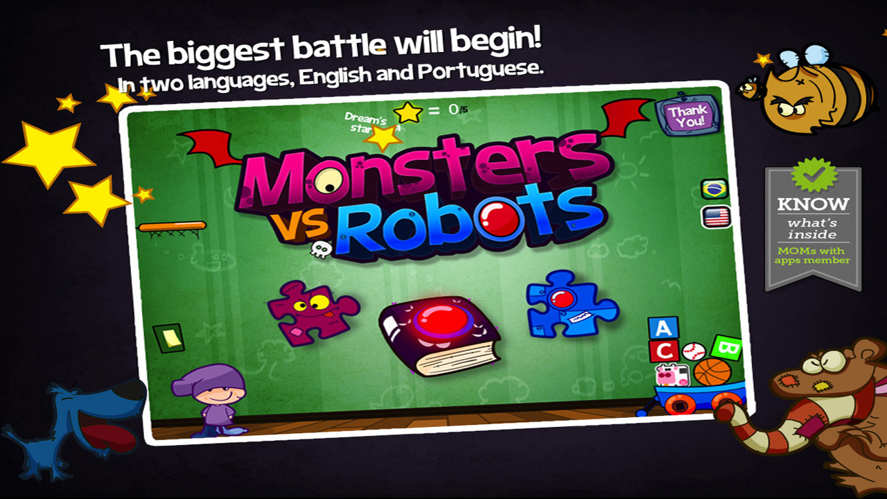 monsters vs robots amazonca appstore for android