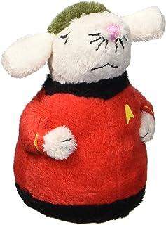 Pets Supply–Star Trek–Mouse Red Shirt Cat déséquilibrée Stop273 Coop 810671026052