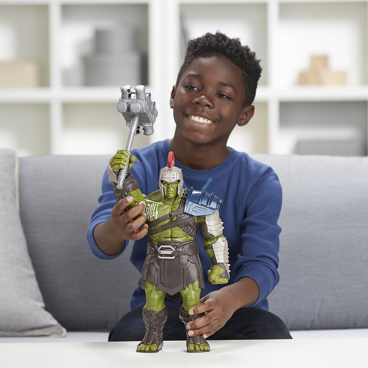 Marvel Thor: Ragnarok Interactive Gladiator Hulk