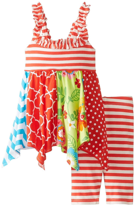 【在庫処分大特価!!】 Bonnie Baby新生児女の子ストライプをマルチプリントレギンスセット 3 - B00SJ9XWQS 6 - Months コーラル 3 B00SJ9XWQS, クリーニングのプレミアム:795bae31 --- a0267596.xsph.ru