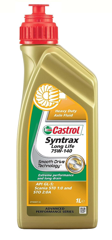 Castrol Syntrax Longlife 75W-140 - 1L Flasche 21707