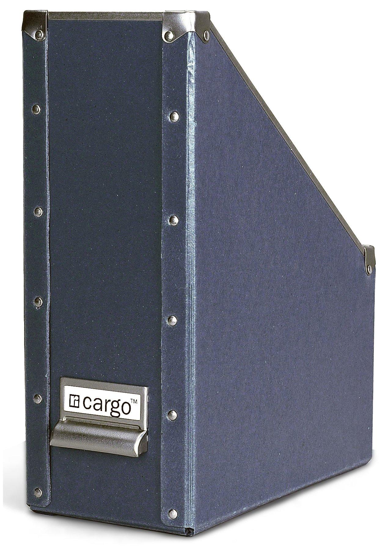 cargo Naturals Magazine File, Bluestone, 8-Pack