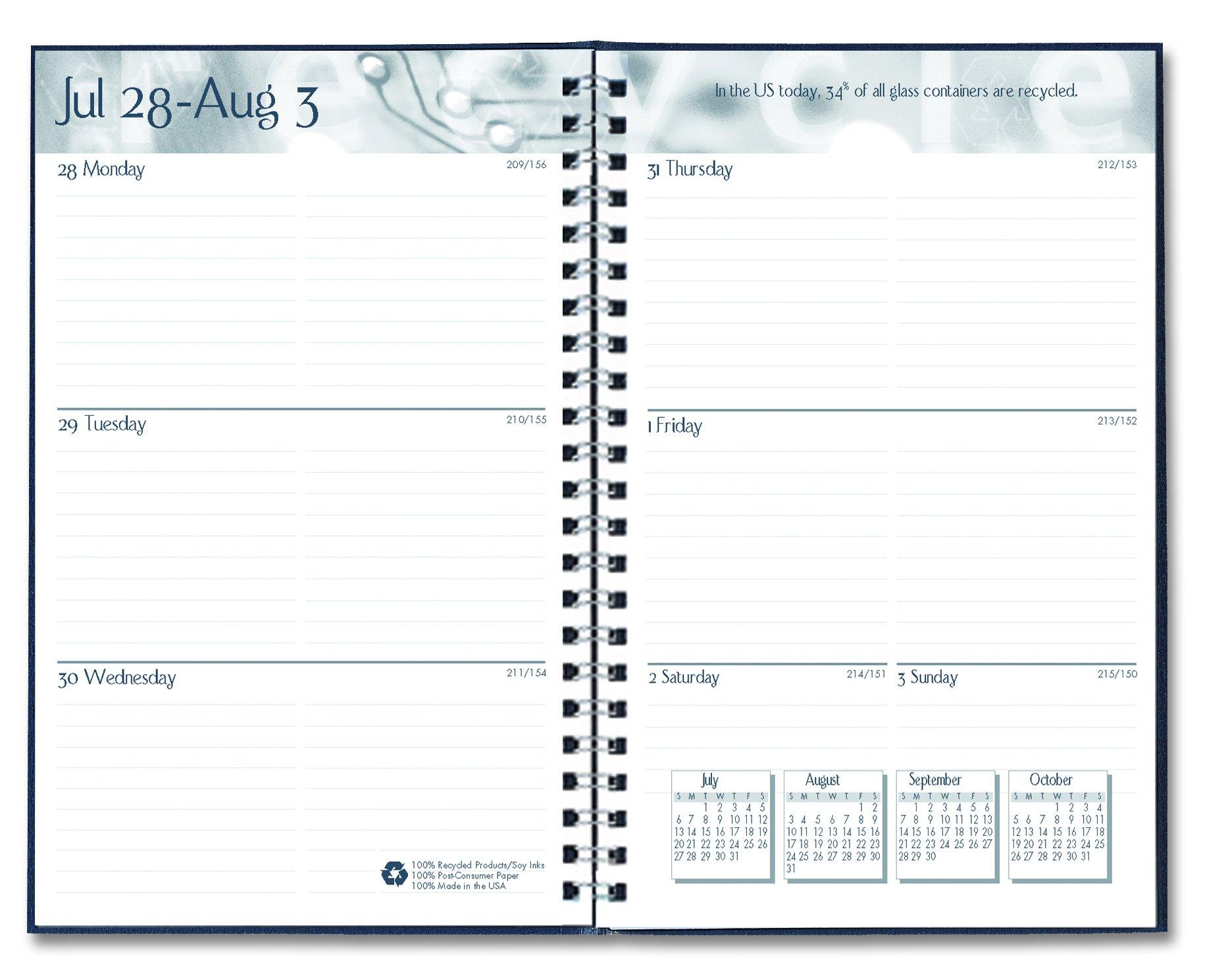 galleon house of doolittle 2016 2017 weekly academic planner