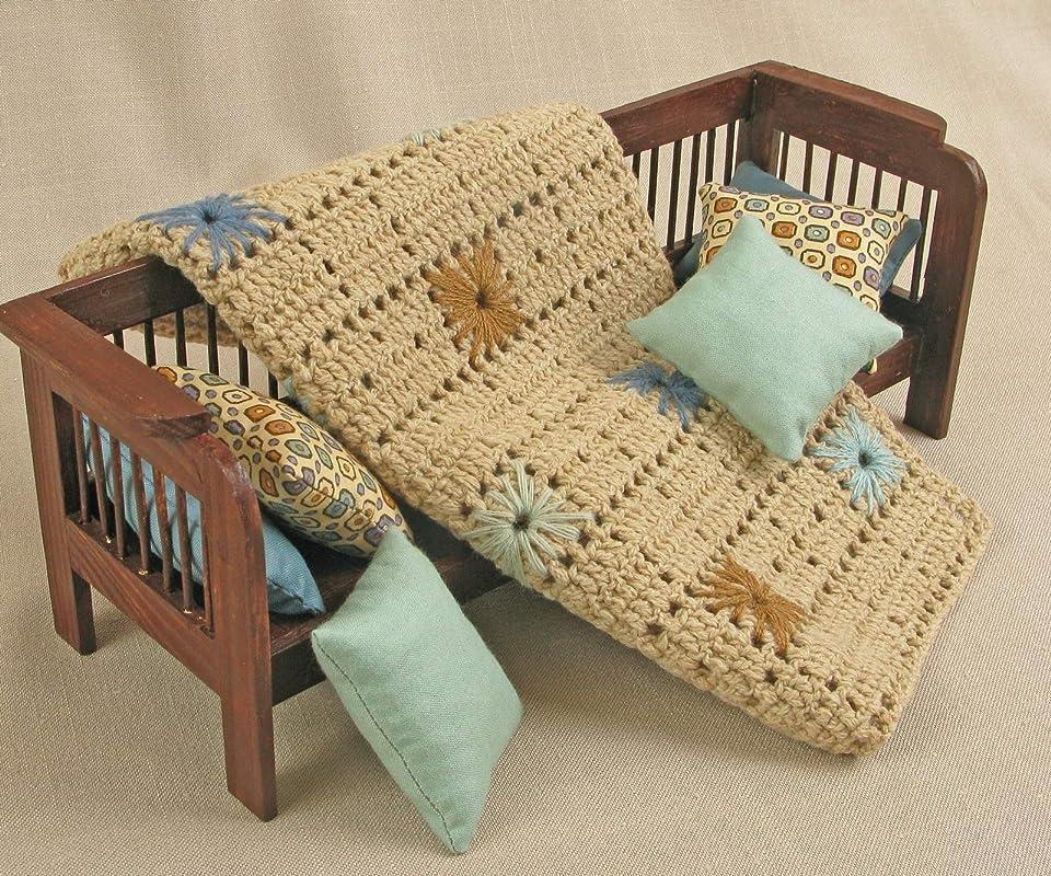 1:6//1:12 Scale mini pad Dollhouse Miniature Toy Doll Furniture Accessories SE