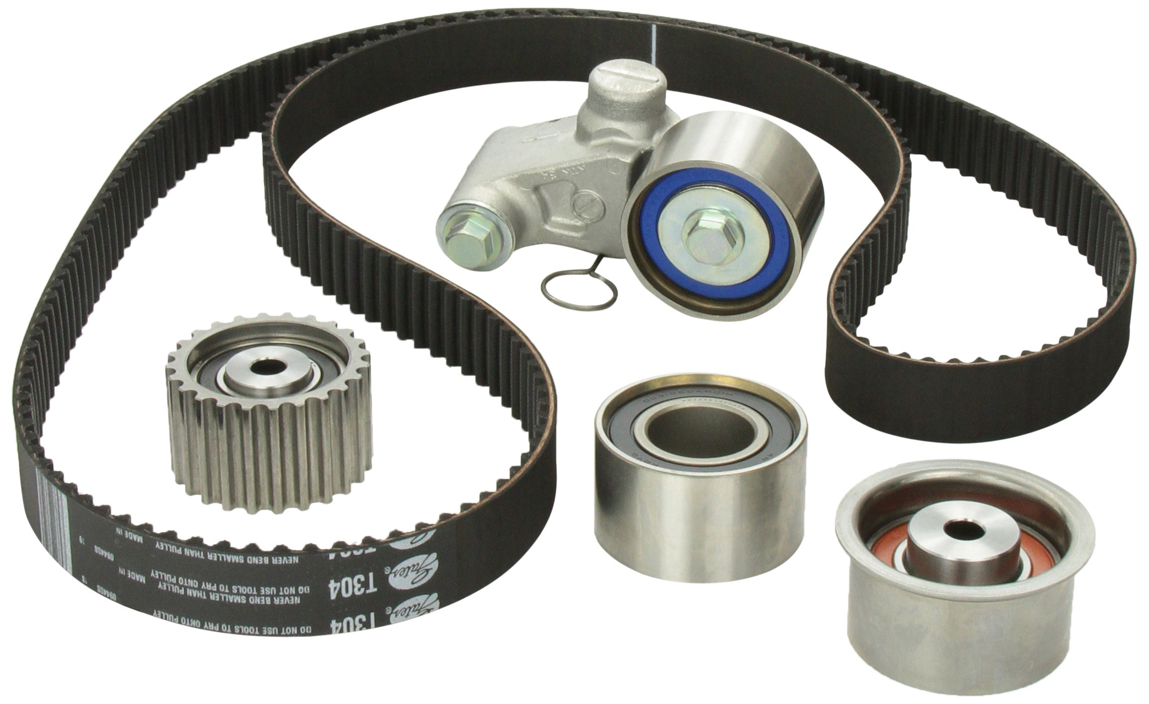 Gates TCK304 Timing Belt Component Kit by Gates