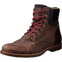 Wild Rhino Men's Highland Boots, Brown