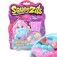 SqueeZits Mermaid Moles DIY Pimple Popping Toy Deals