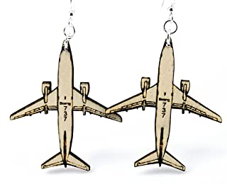 product image for Airplane Earrings