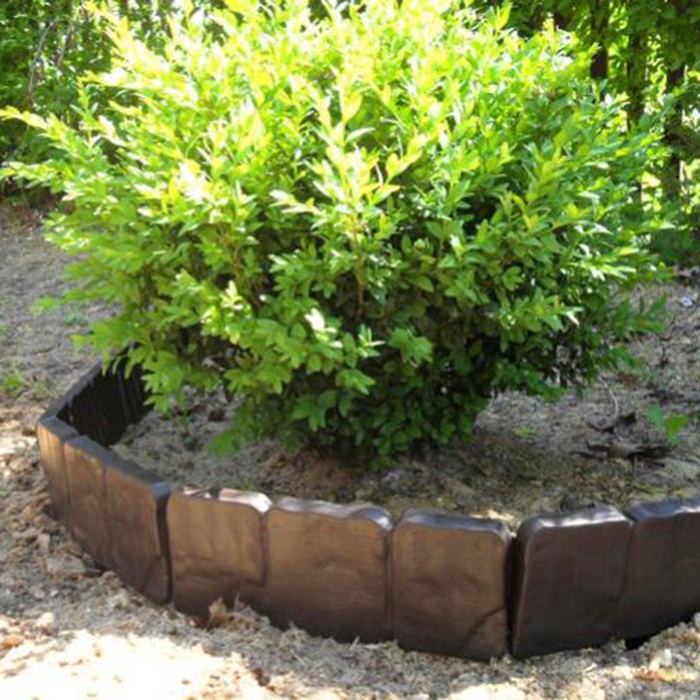 Idee per aiuole da giardino amazing fiori rara piol for aiuole con sassi home design con aiuole - Bordure giardino fai da te ...