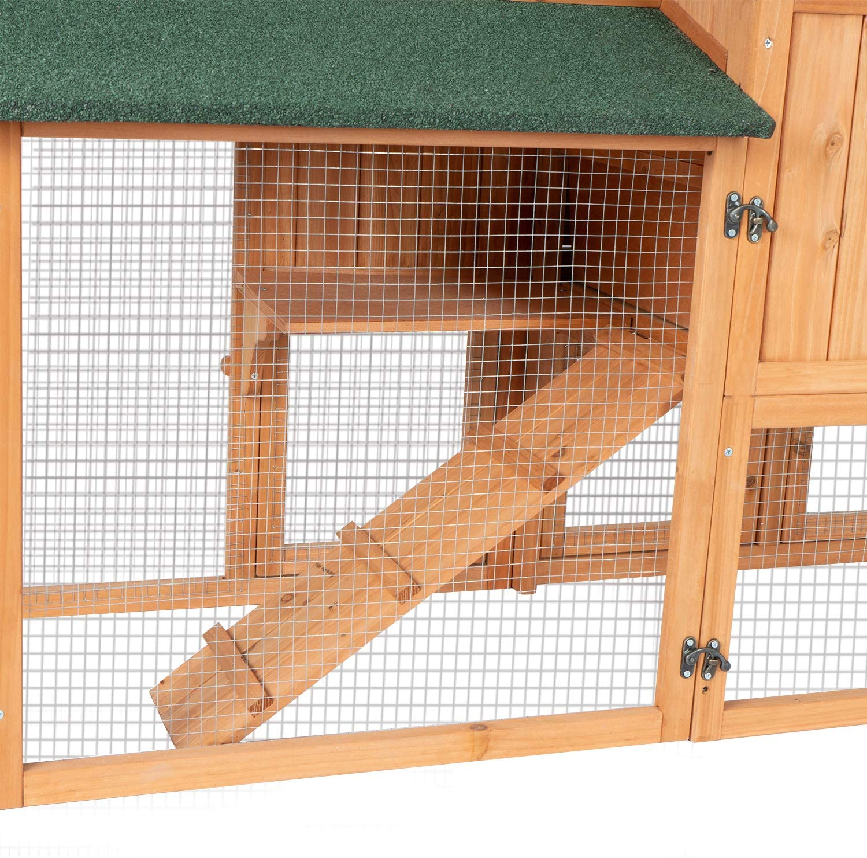14,000 madera planos en DVD-Caseta Casa De Verano Cabañas Juguetes Conejo Hutch