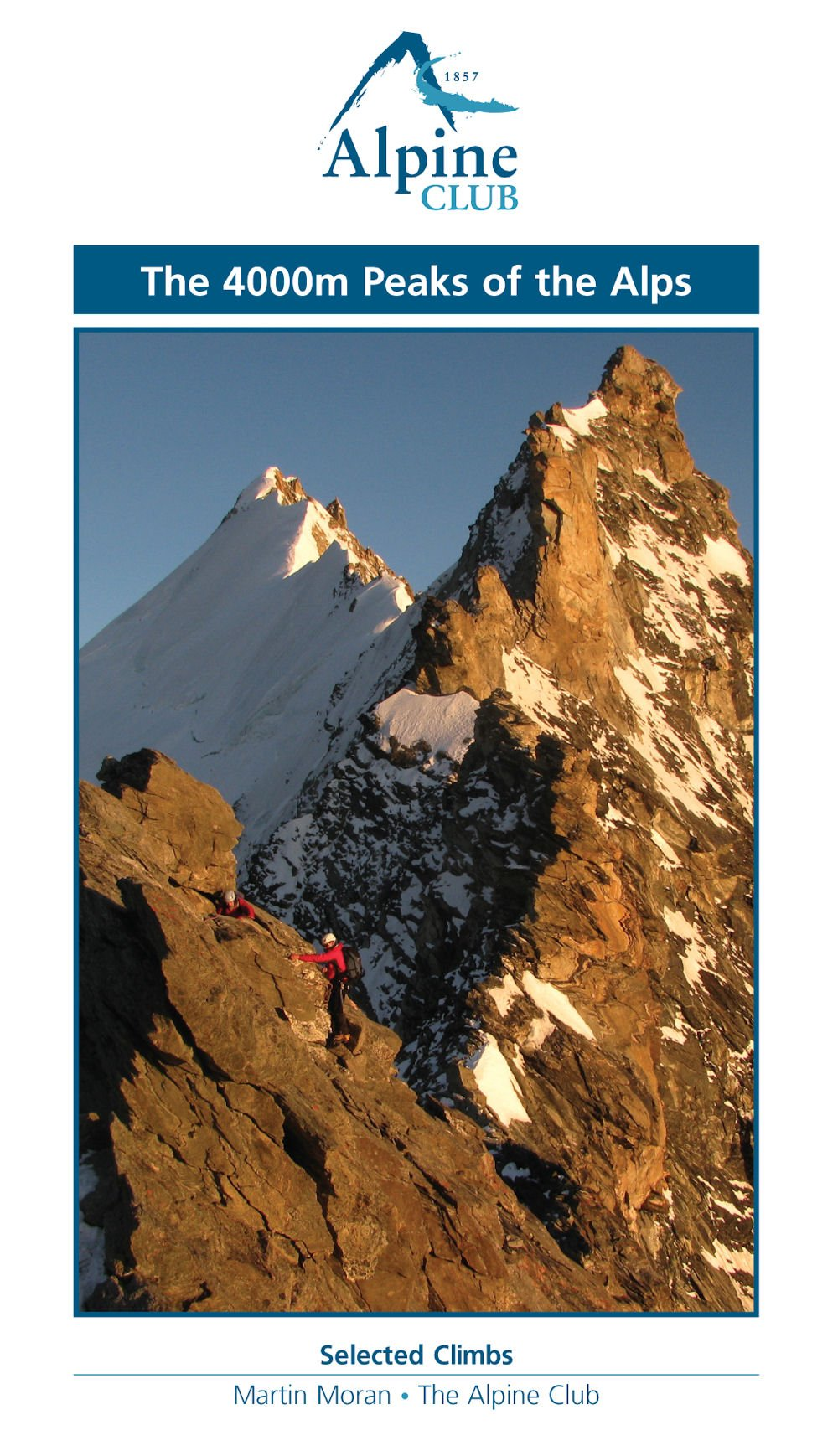 Read Online 4000m Peaks Of The Alps PDF