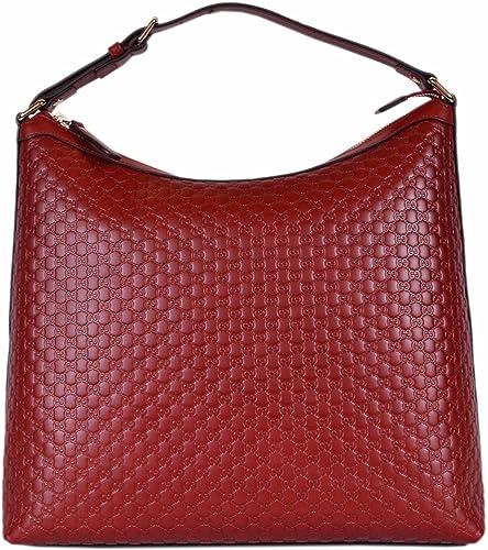 Amazon.com Gucci Women\u0027s Micro GG Guccissima Leather Purse
