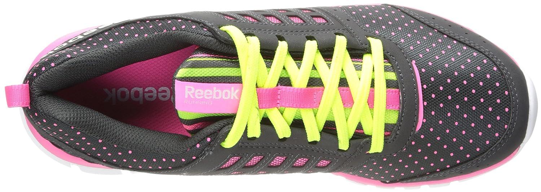 Reebok Z Dual-Ride-Dns Gravel/Solar Laufschuh Gravel/Solar Dual-Ride-Dns Pink/Solar Yellow/Weiß 7b6482