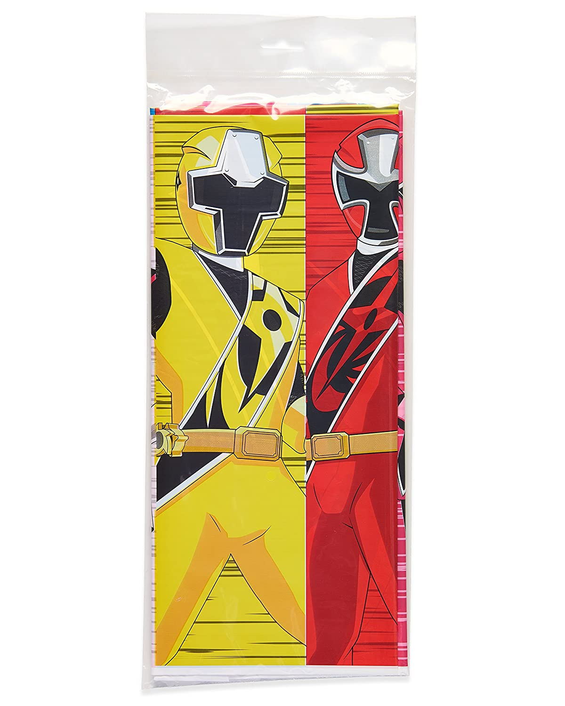 Amazon.com: American Greetings Power Rangers Ninja Steel Plastic ...