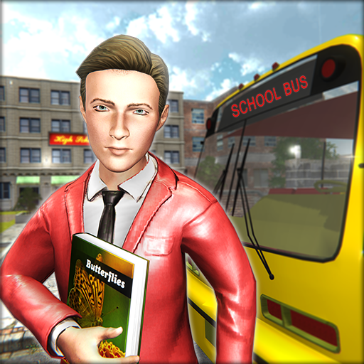 High School Virtual Kids Story Sim (High School Sim App)