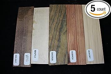 Amazon.com: Paquete de 5 balanzas de madera para hacer ...