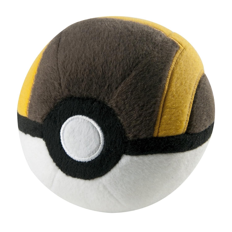 Amazon Com Pokemon Poke Ball Plush Ultra Ball Toys Games