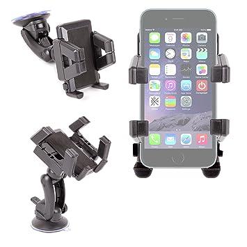 DURAGADGET Soporte con Abrazaderas para Smartphone Apple iPhone 7 ...