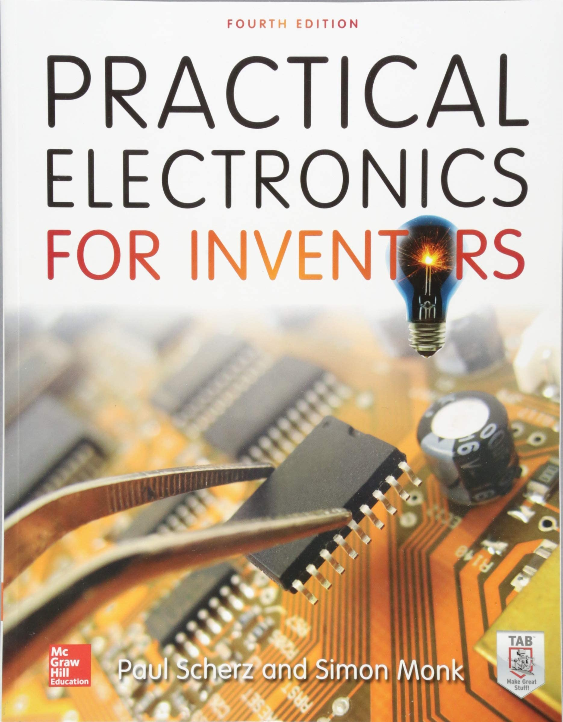 amazon com circuits electrical \u0026 electronics books designpractical electronics for inventors, fourth edition