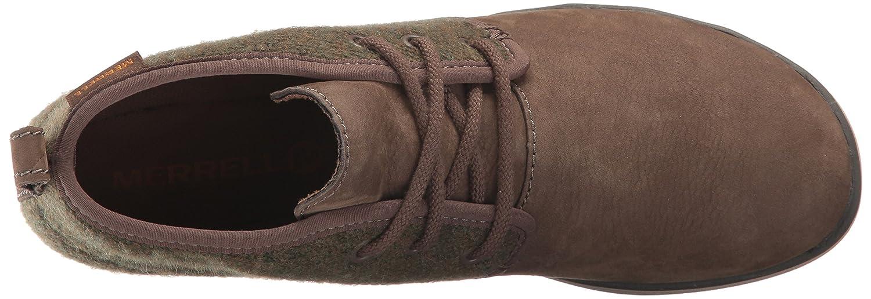 Merrell Women's Duskair Maui Chukka Fashion Sneaker B01N5GCAAV 5 B(M) US Canteen
