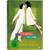 I'm a Cyborg, But That's OK  (2-Disc Limited Collector's Edition im Mediabook, inkl. DVD) [Blu-ray]