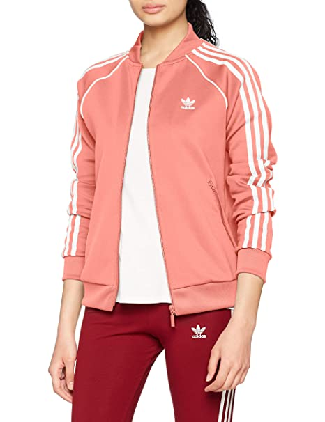 adidas SST TT, Felpa Zip Donna: Amazon.it: Abbigliamento