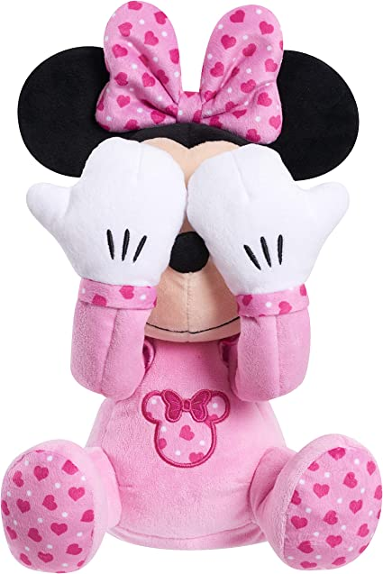 Disney Minnie Mouse Minnies Bowtique My First Microphone Light and Music Toy