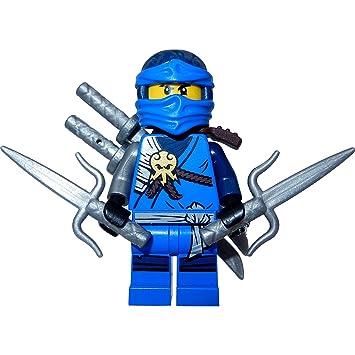 LEGO® Ninjago Figur Ninja Jay Minifig NEU njo258 70595