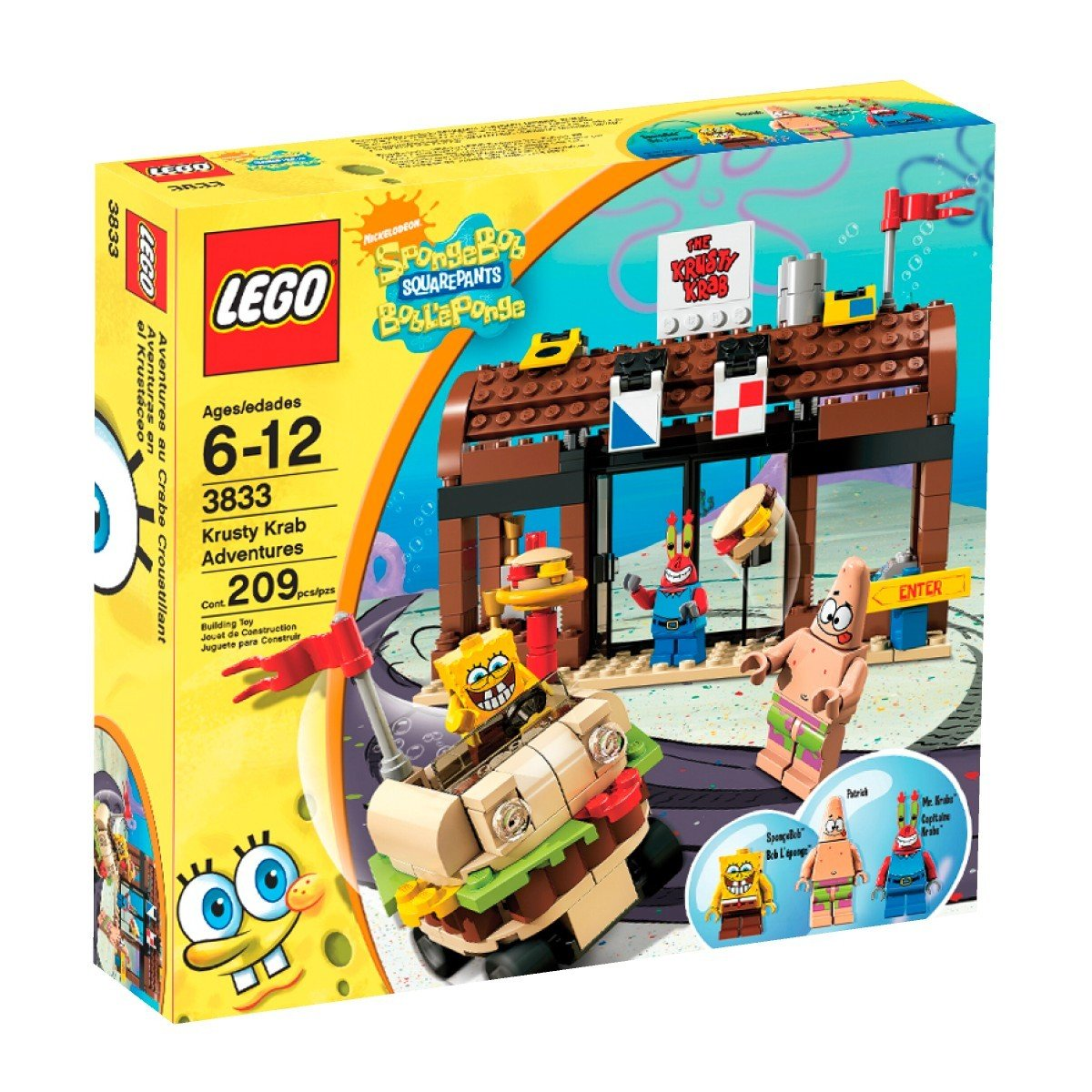 Top 9 Best LEGO Spongebob SquarePants Sets Reviews in 2019 1