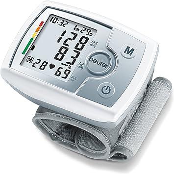 Beurer BC31 Tensiómetro muñeca, para la medición de la presión ...