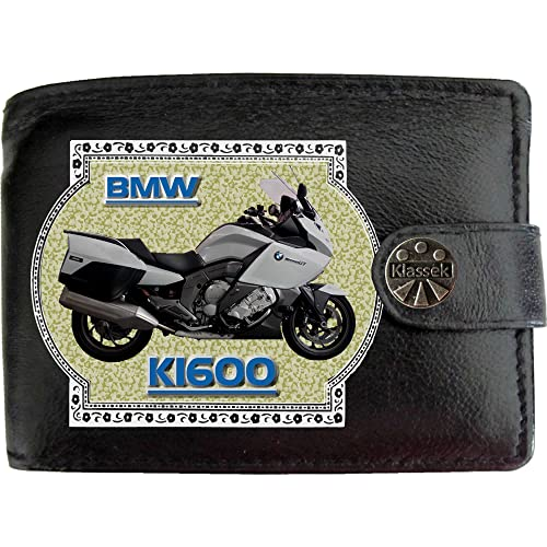 BMW K1600 Motocicleta Accesorio Regalo Klassek Billetera ...