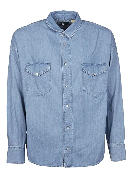 LEVI'S MADE & CRAFTED Camicia Uomo 674780000 Cotone Blu
