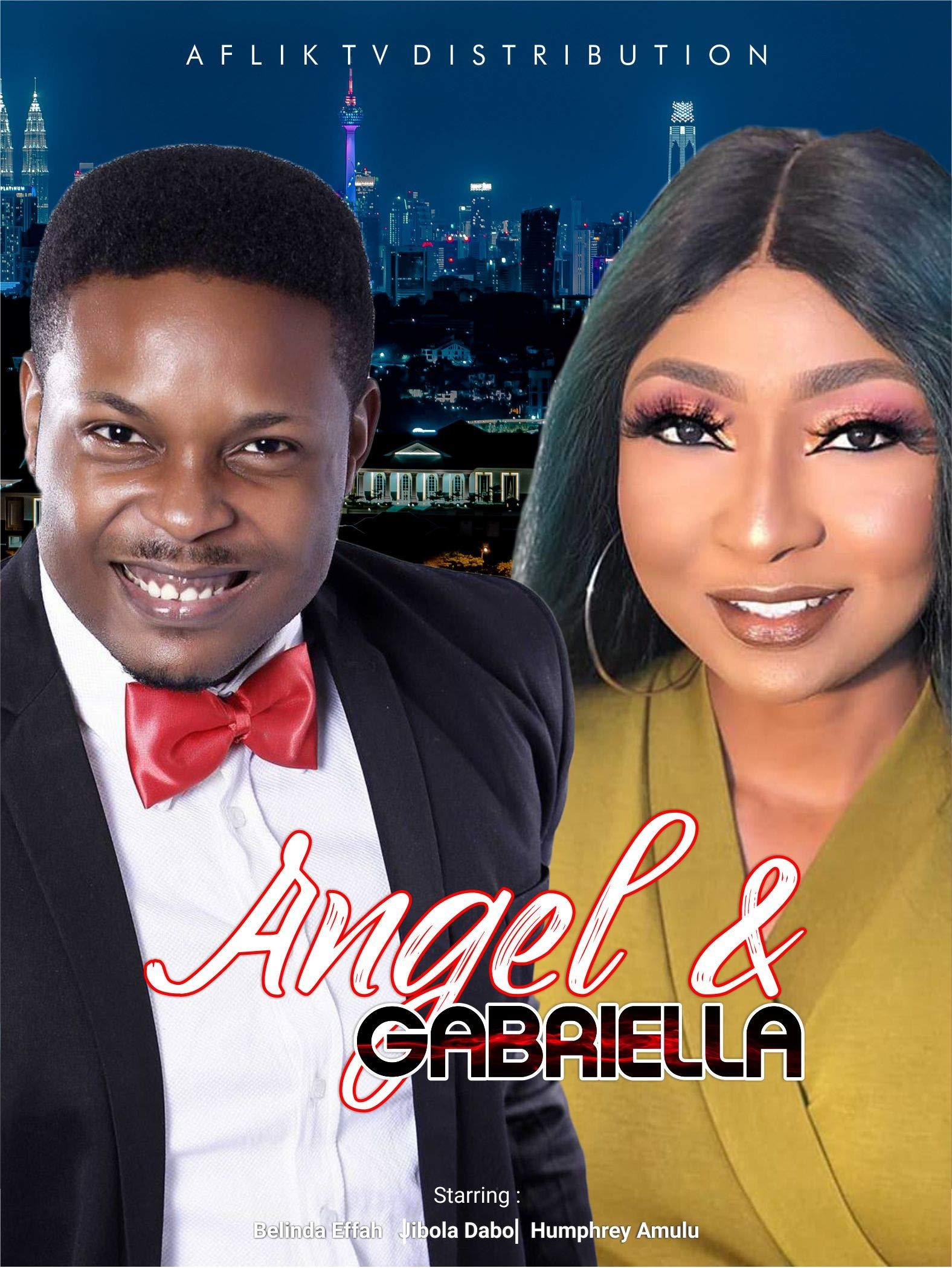 Angel and gabriela