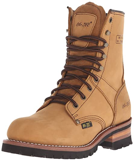 The 8 best logger boots under 100 dollars
