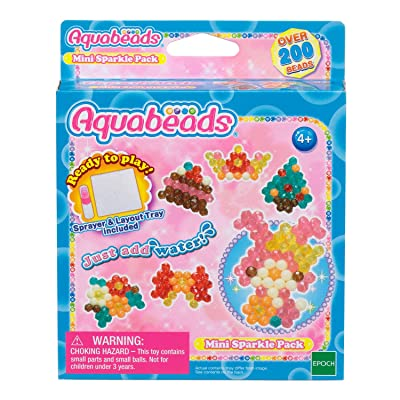 Aquabeads Mini Sparkle Pack: Toys & Games