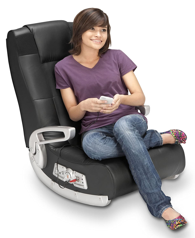 Amazon X Rocker 5143601 II Video Gaming Chair Wireless – X Rocker Pro Series Pedestal Video Gaming Chair Wireless Black