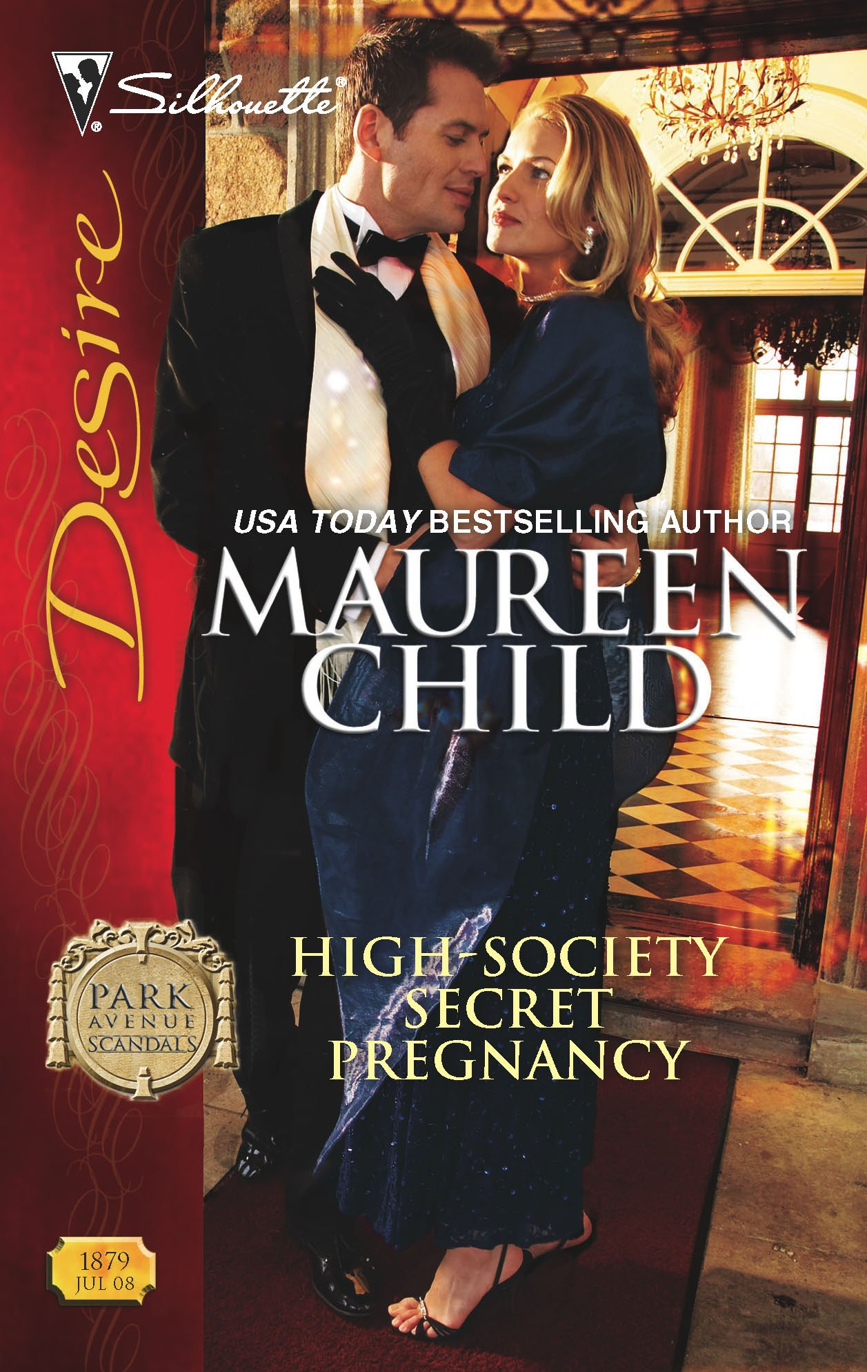 Download High-Society Secret Pregnancy (Park Avenue Scandals) ebook