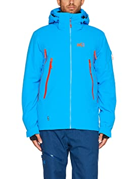 Millet whislerii - Chaqueta de esquí para Hombre, Hombre, Color Azul eléctrico, tamaño Medium: Amazon.es: Deportes y aire libre