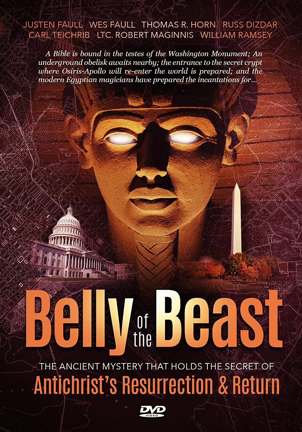 Belly Of The Beast The Ancient Mystery That Holds The Secret Of Antichrist S Resurrection Return Amazon De Dvd Blu Ray