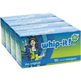 whip-It! Brand: The Original Whipped Cream Chargers (200 Packs)