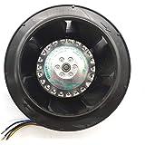 HRSTAR A17251-V2HBLS Taiwan 172X172X51mm 230V High Temperature Metal Cooling Fan