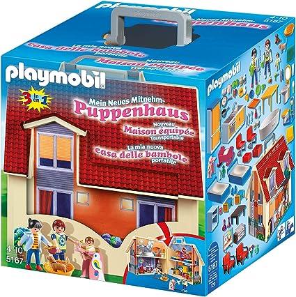 Playmobil 5167 Take Along Modern Doll House 5167