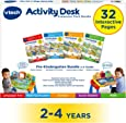VTech Activity Desk 4-in-1 Pre-Kindergarten Expansion Pack Bundle for Age 2-4