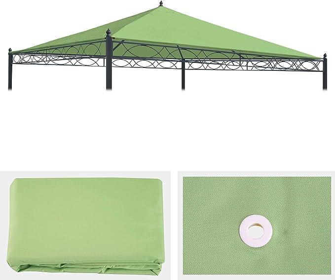 Mendler - Funda de Repuesto para Techo Pergola Cadiz 4 x 4 m: Amazon.es: Juguetes y juegos