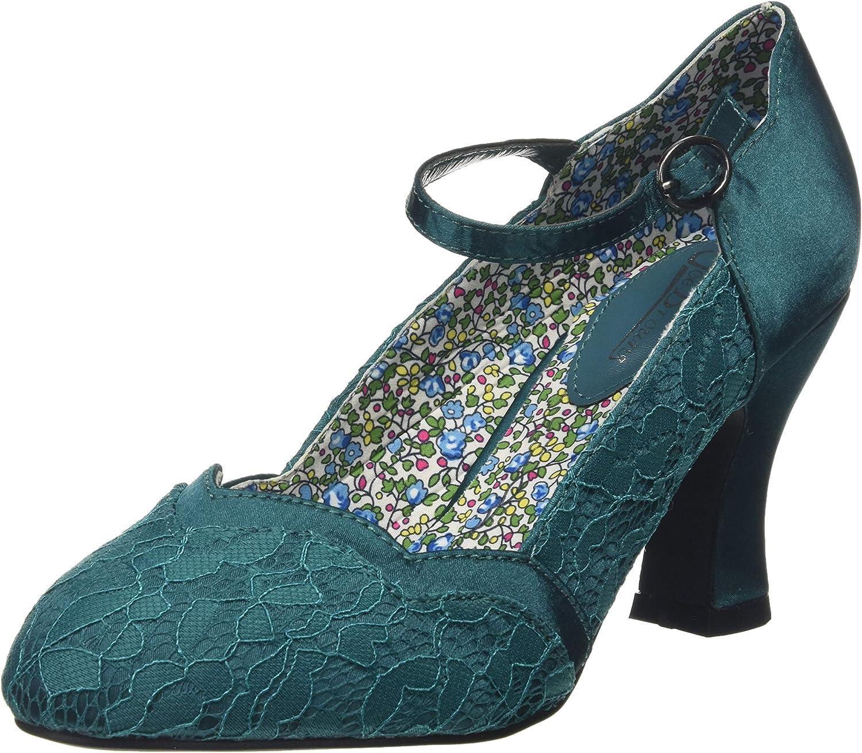 Chaussure Baby Femme Joe Browns Montrose Vintage Lace Shoes